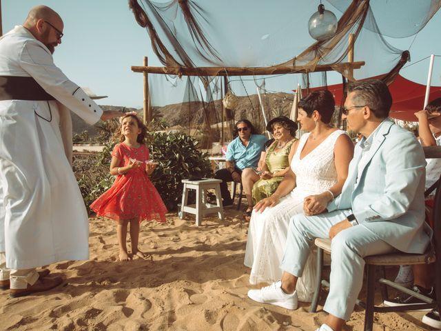 La boda de Antonio y Germania en El Palmar, Santa Cruz de Tenerife 5