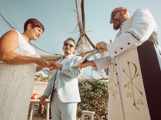 La boda de Antonio y Germania en El Palmar, Santa Cruz de Tenerife 1