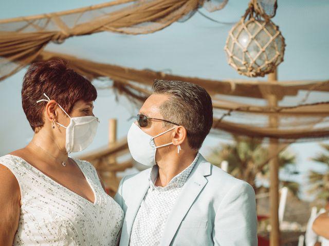 La boda de Antonio y Germania en El Palmar, Santa Cruz de Tenerife 7