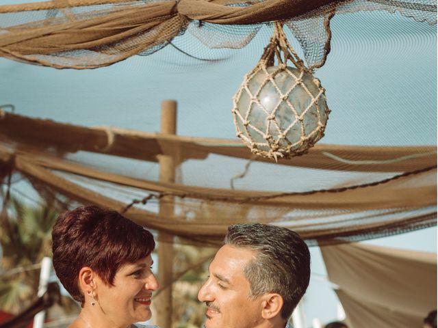 La boda de Antonio y Germania en El Palmar, Santa Cruz de Tenerife 2