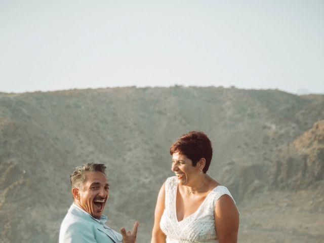 La boda de Antonio y Germania en El Palmar, Santa Cruz de Tenerife 9