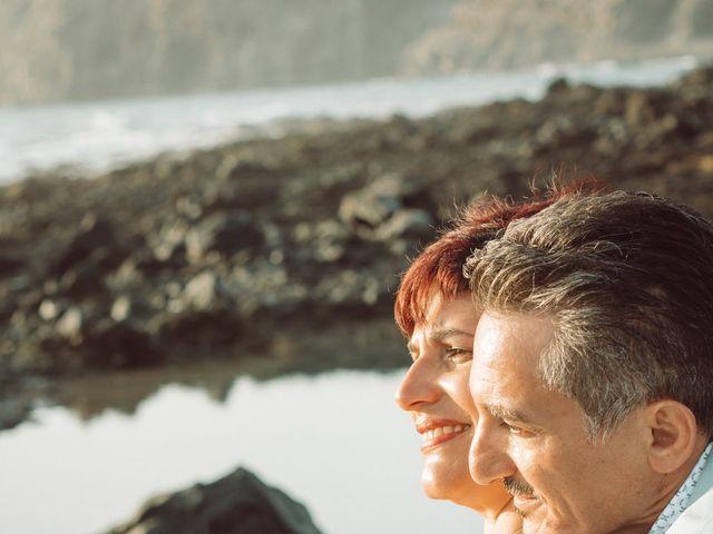 La boda de Antonio y Germania en El Palmar, Santa Cruz de Tenerife 10