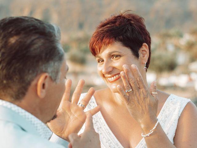 La boda de Antonio y Germania en El Palmar, Santa Cruz de Tenerife 16