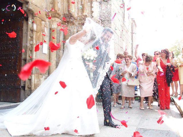 La boda de Raúl y Virginia en Lugo, Lugo 1