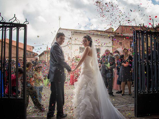 La boda de Lourdes y Alfonso