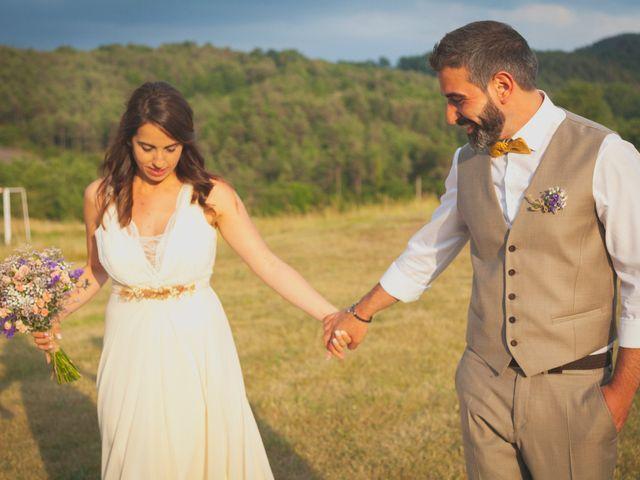 La boda de Ana y Arturo