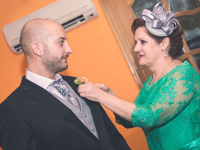 La boda de Pedro y Ángela en Almaden, Ciudad Real 1