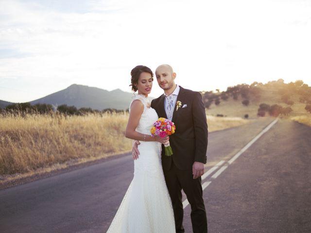 La boda de Ángela y Pedro