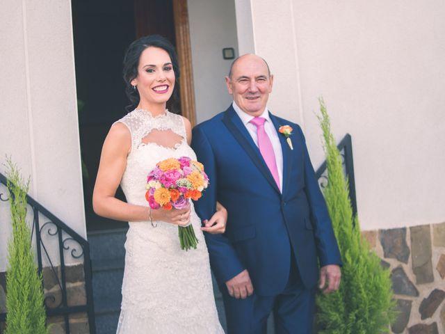 La boda de Pedro y Ángela en Almaden, Ciudad Real 33