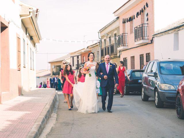 La boda de Pedro y Ángela en Almaden, Ciudad Real 34