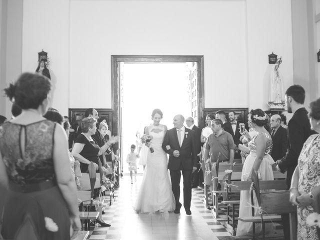La boda de Pedro y Ángela en Almaden, Ciudad Real 35