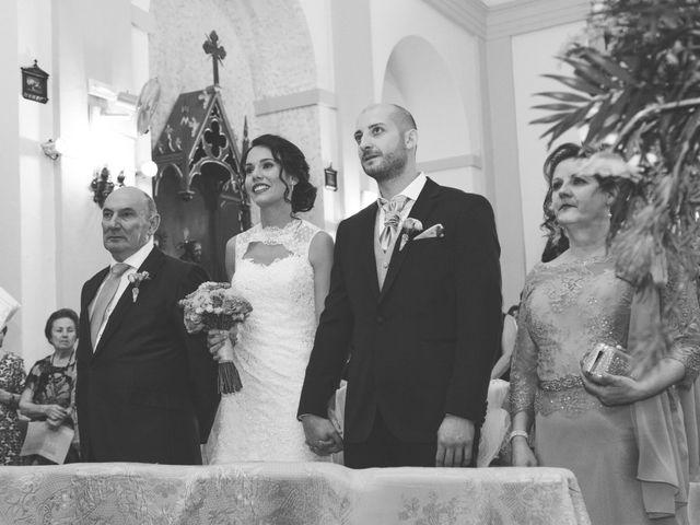 La boda de Pedro y Ángela en Almaden, Ciudad Real 36