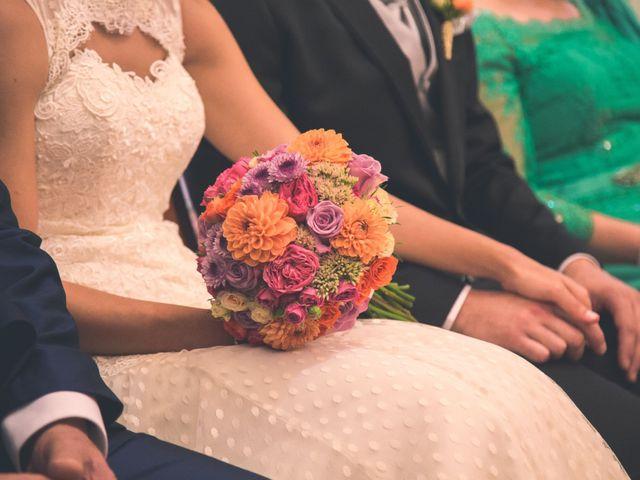 La boda de Pedro y Ángela en Almaden, Ciudad Real 38