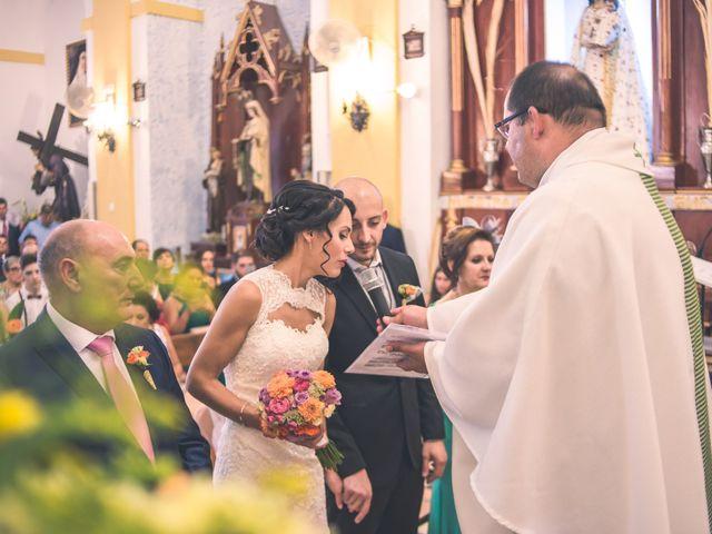 La boda de Pedro y Ángela en Almaden, Ciudad Real 40