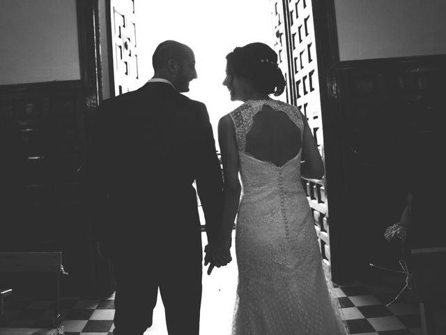 La boda de Pedro y Ángela en Almaden, Ciudad Real 42