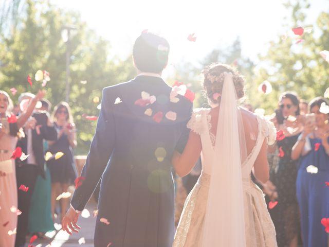 La boda de Patricia Martín y Álvaro