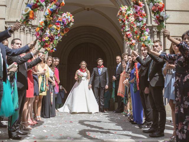 La boda de Pablo y María en Pamplona, Navarra 28