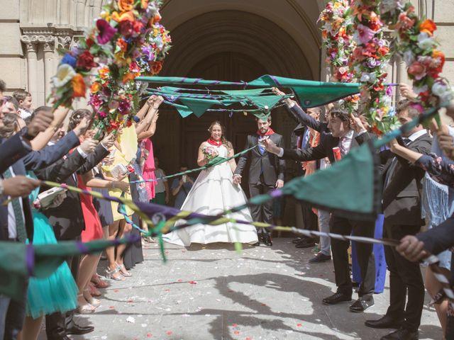 La boda de Pablo y María en Pamplona, Navarra 29