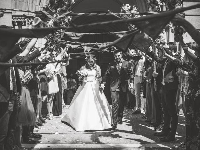 La boda de Pablo y María en Pamplona, Navarra 30