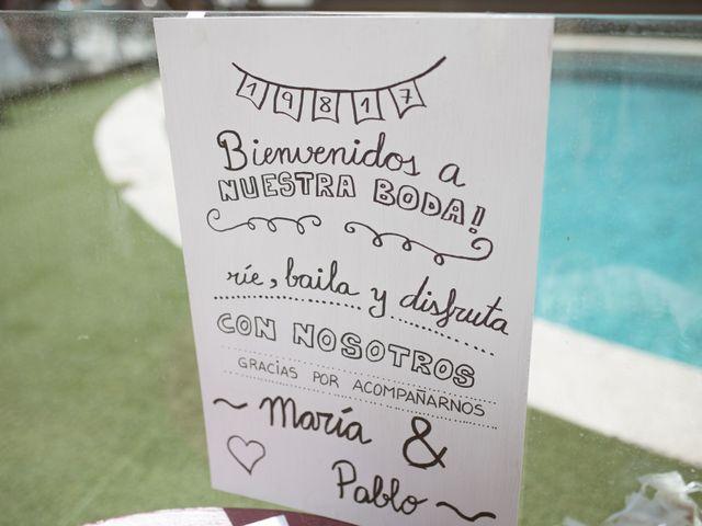 La boda de Pablo y María en Pamplona, Navarra 36
