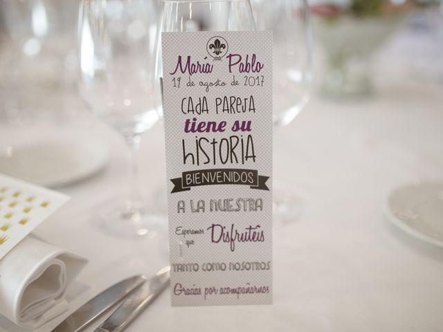 La boda de Pablo y María en Pamplona, Navarra 43