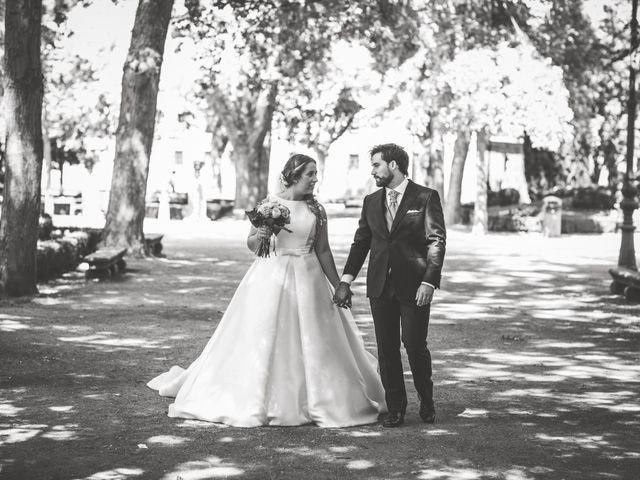 La boda de Pablo y María en Pamplona, Navarra 44
