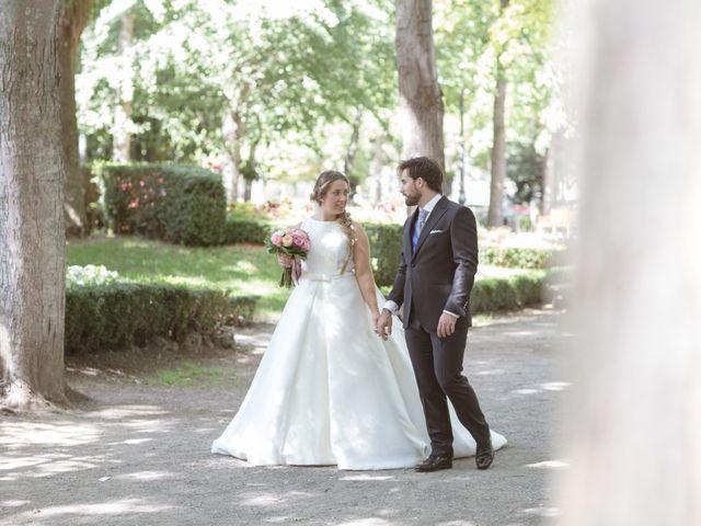 La boda de Pablo y María en Pamplona, Navarra 45