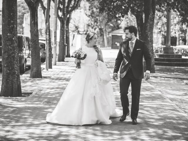 La boda de Pablo y María en Pamplona, Navarra 47