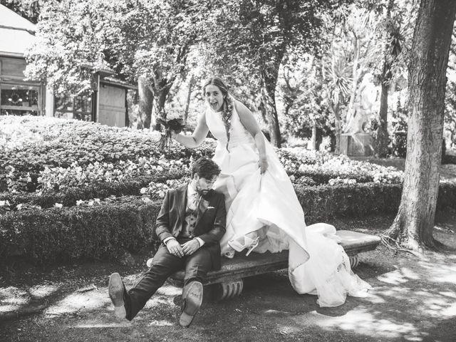 La boda de Pablo y María en Pamplona, Navarra 48