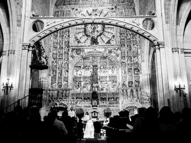 La boda de Brendan y Teresa en Burgos, Burgos 2