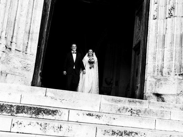 La boda de Brendan y Teresa en Burgos, Burgos 3