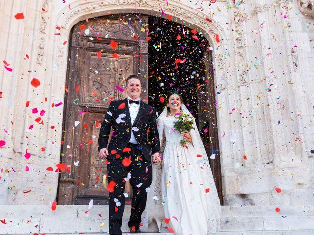La boda de Teresa y Brendan