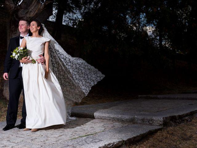 La boda de Brendan y Teresa en Burgos, Burgos 4