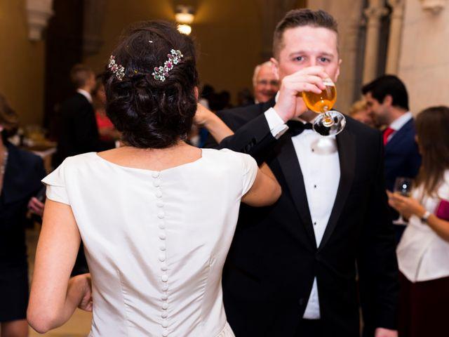La boda de Brendan y Teresa en Burgos, Burgos 5