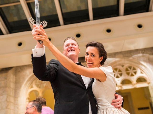 La boda de Brendan y Teresa en Burgos, Burgos 6
