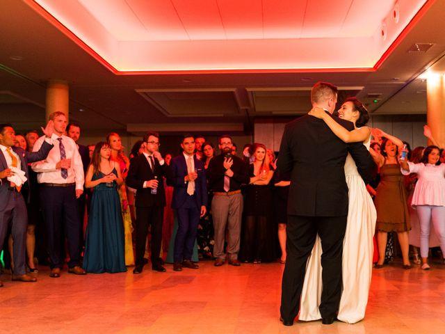 La boda de Brendan y Teresa en Burgos, Burgos 7