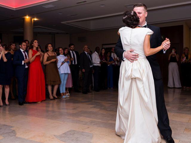 La boda de Brendan y Teresa en Burgos, Burgos 8