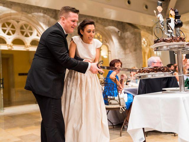 La boda de Brendan y Teresa en Burgos, Burgos 19