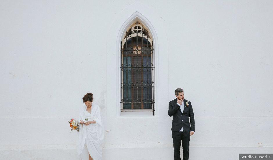 La boda de Jordi y Anna en Eivissa, Islas Baleares