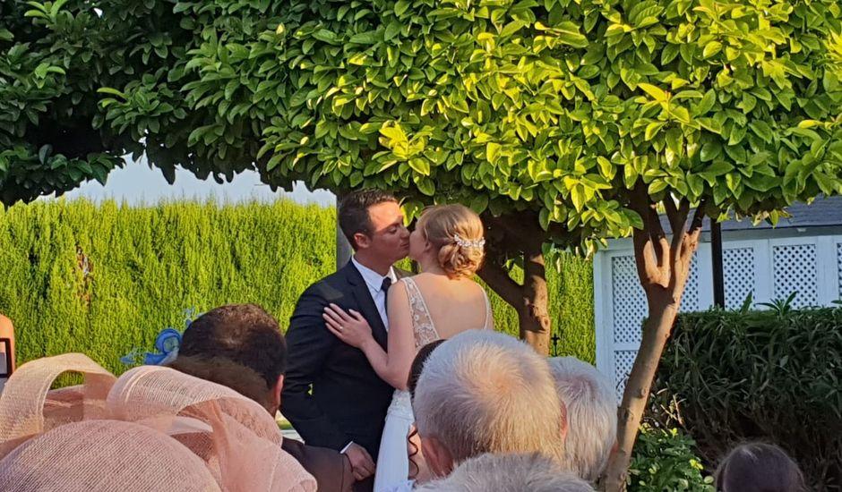La boda de David y Nathalie en Museros, Valencia