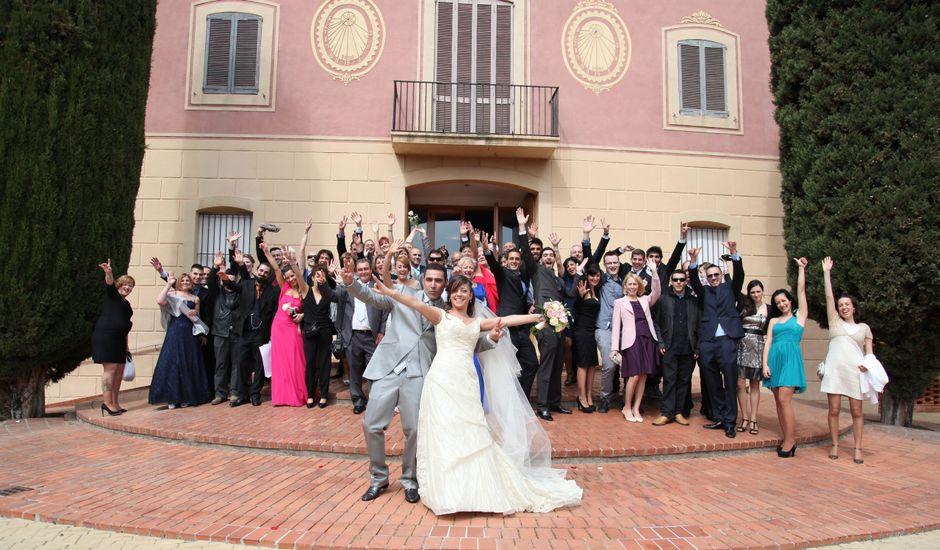 La boda de Oliver y Anabel en Gava, Barcelona