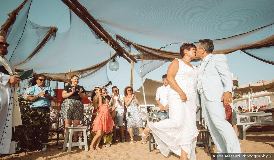 La boda de Antonio y Germania en El Palmar, Santa Cruz de Tenerife
