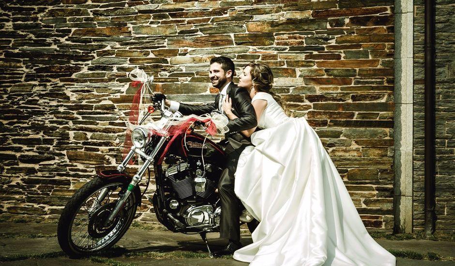 La boda de Raúl y Virginia en Lugo, Lugo
