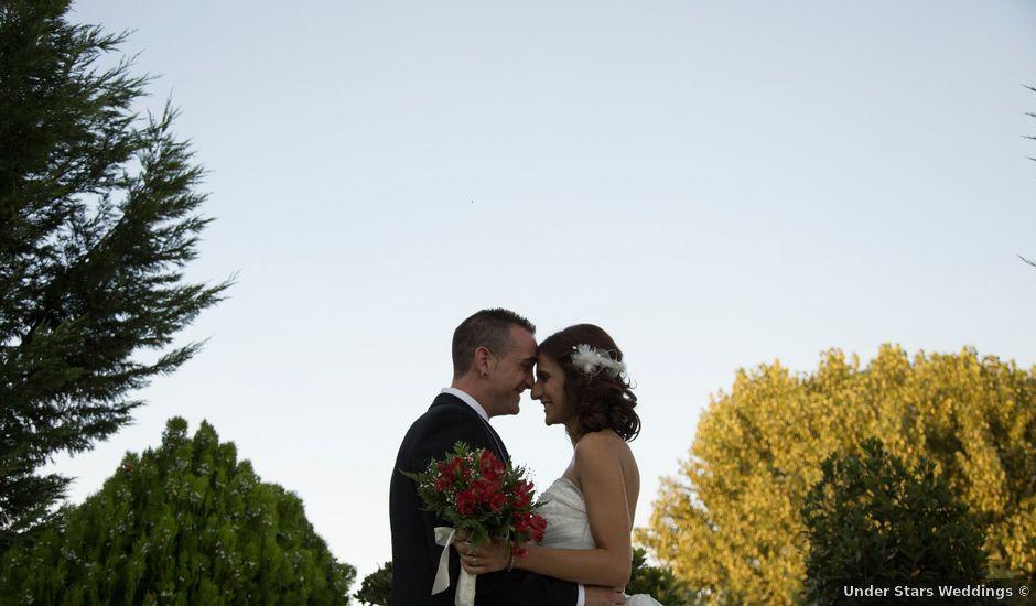 La boda de Victor y Esther en Illescas, Toledo