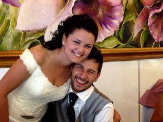 La boda de Cris y Brian
