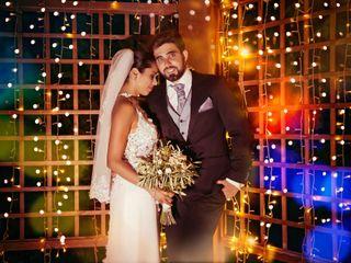 La boda de María José y Juan José