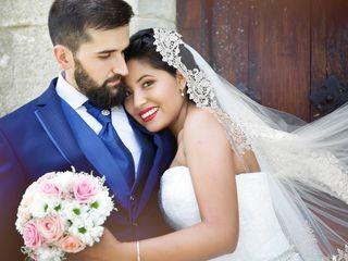 La boda de Emily y Ismael