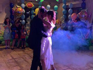 La boda de Ivan y Idaira