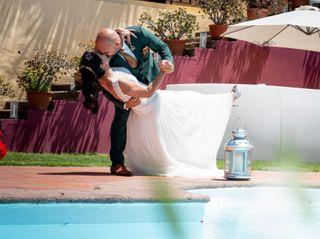 La boda de Lidia y Javier 2