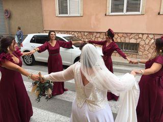 La boda de Patricia y Sergi 1